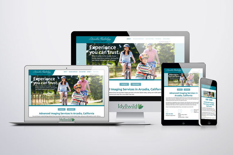 IDY Responsive Website Development